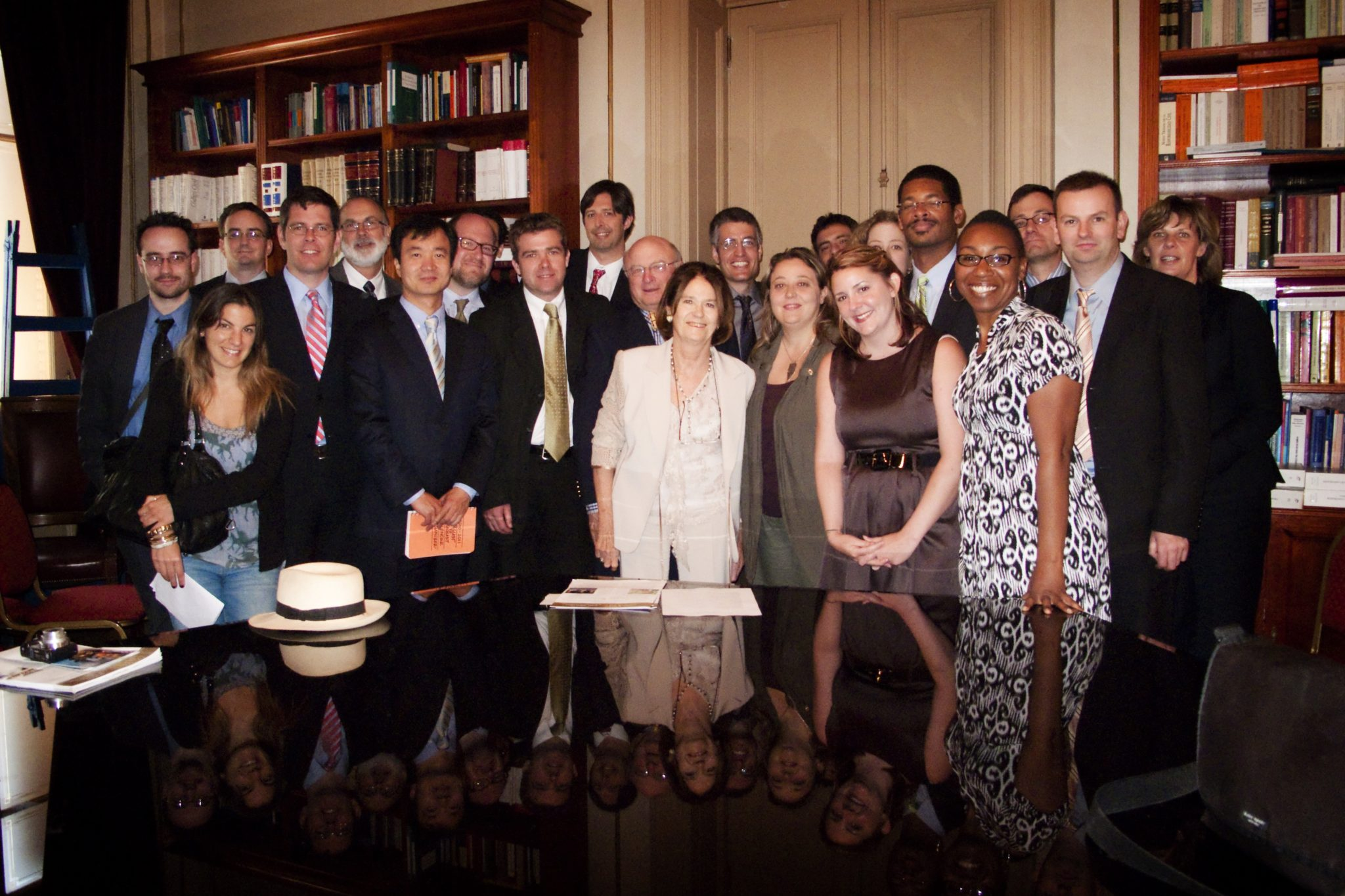 Knight-Wallace Fellows 2011