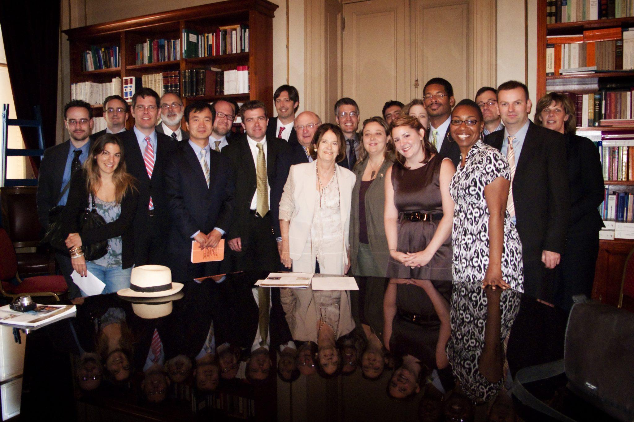 Knight-Wallace Fellows 2011