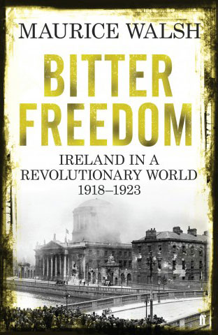 Bitter Freedom book cover