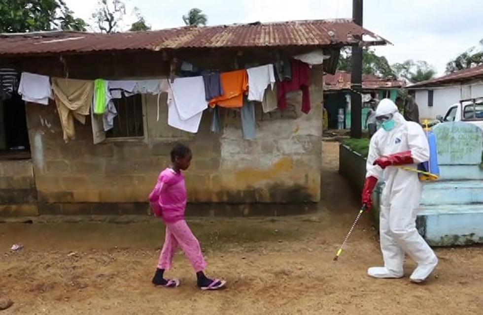 Ebola Ambulance