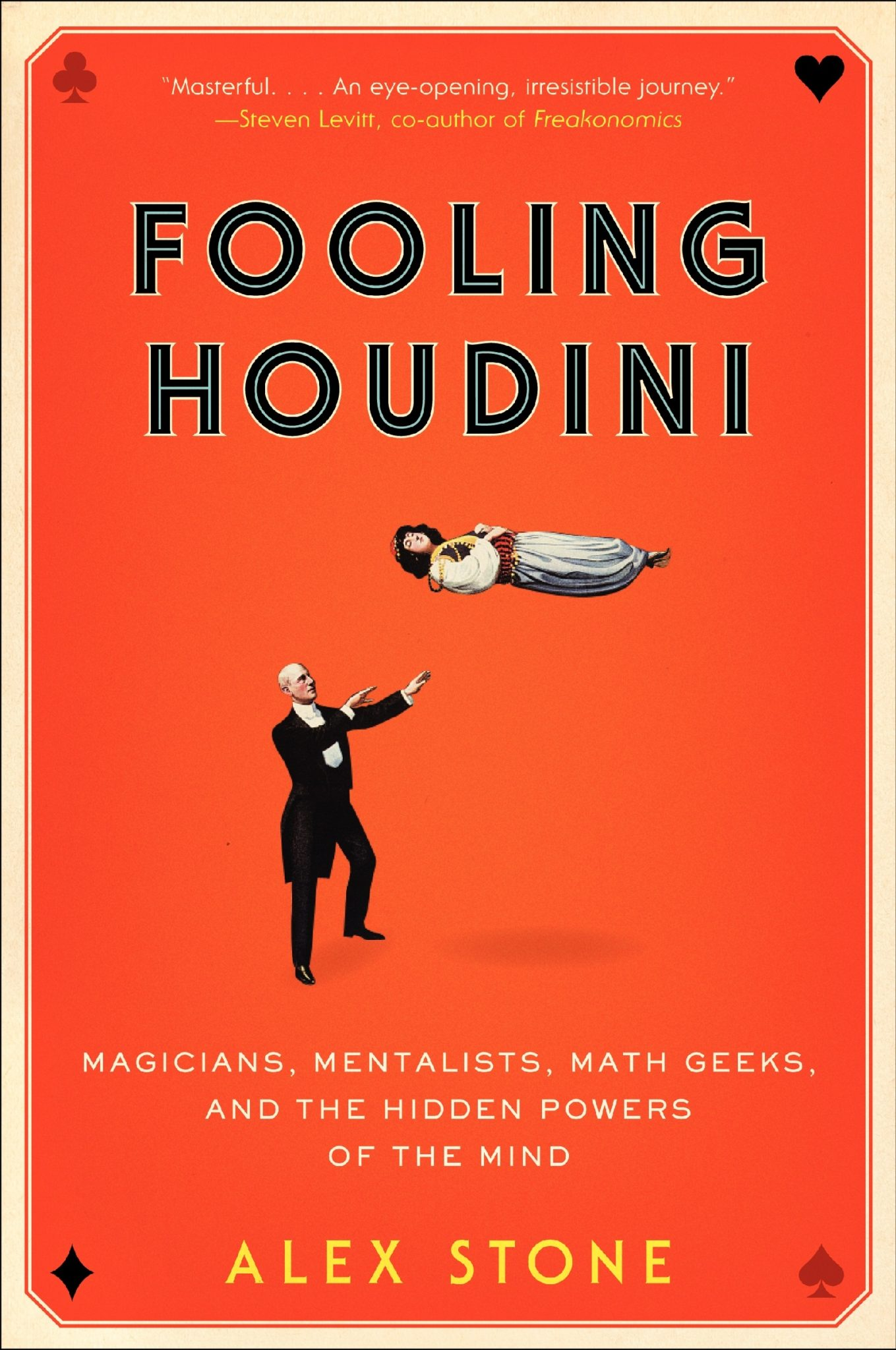 Fooling Houdini cover