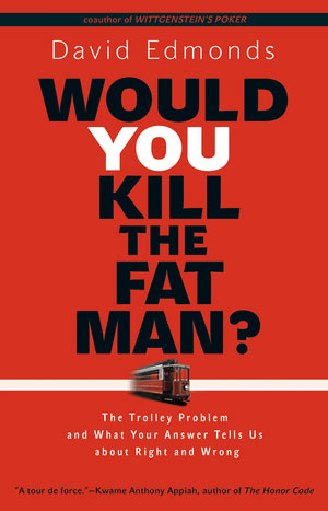 Would You Kill the Fat Man? book cover