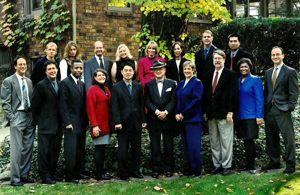Knight-Wallace Fellows 2002-2003