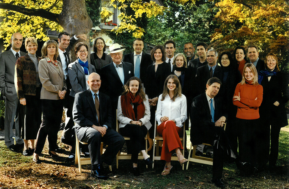 Knight-Wallace Fellows 2003-2004