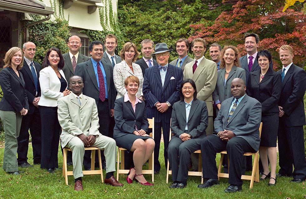 Knight-Wallace Fellows 2005-2006