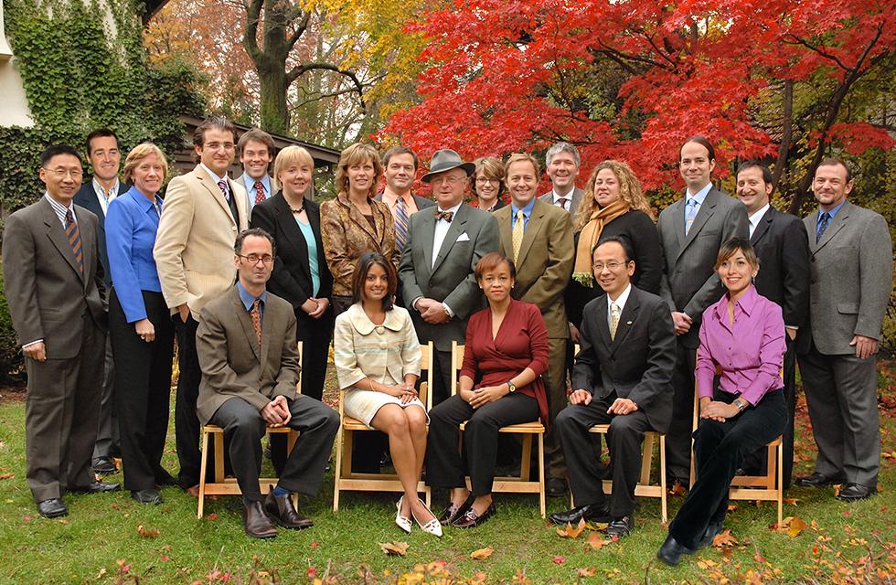 Knight-Wallace Fellows 2006-2007