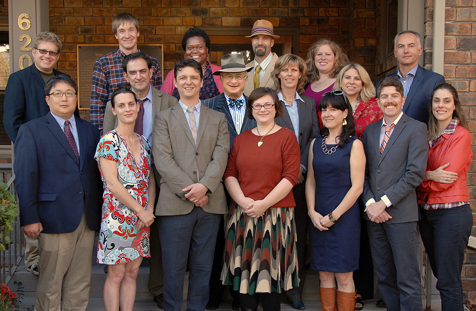Knight-Wallace Fellows 2012-2013
