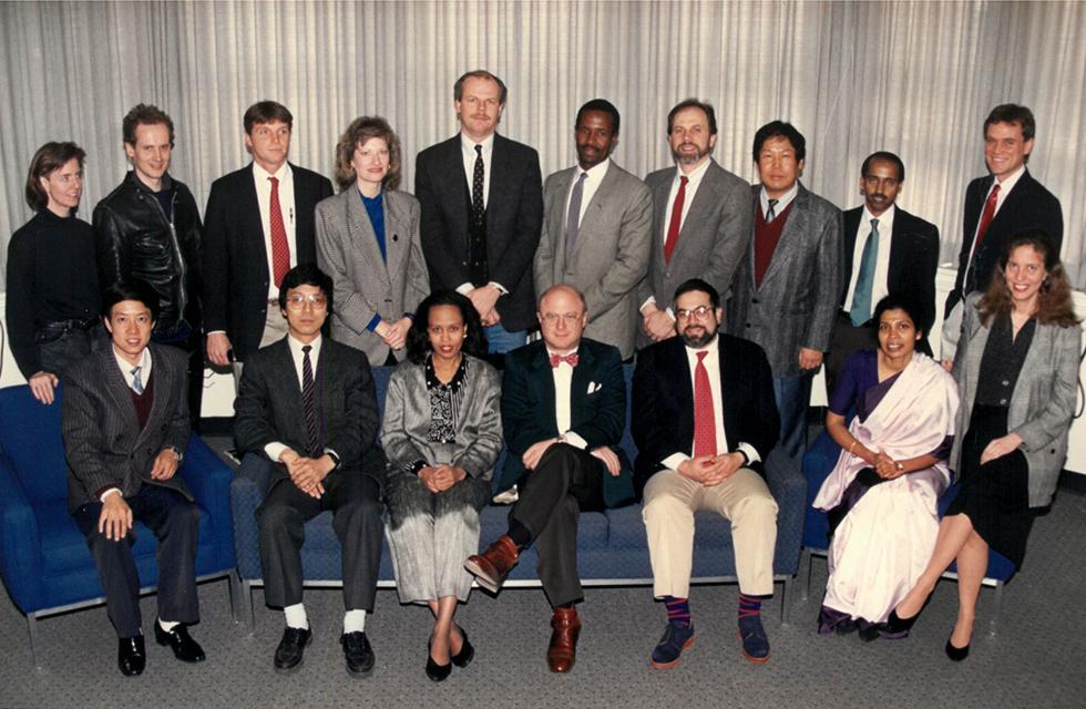 Knight-Wallace Fellows 1989-1990