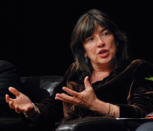 Christiane Amanpounr