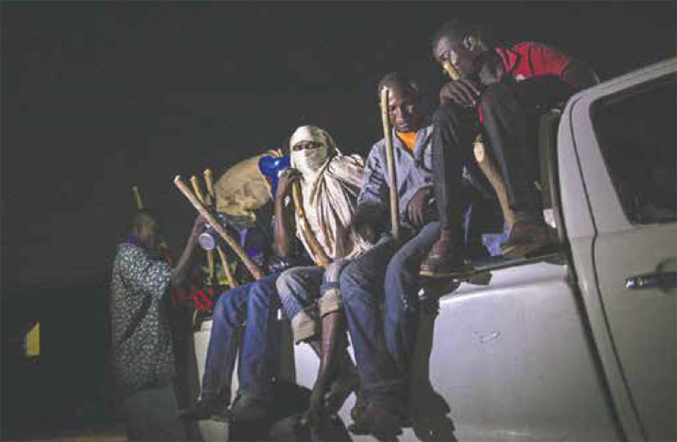 Migration in Gambia