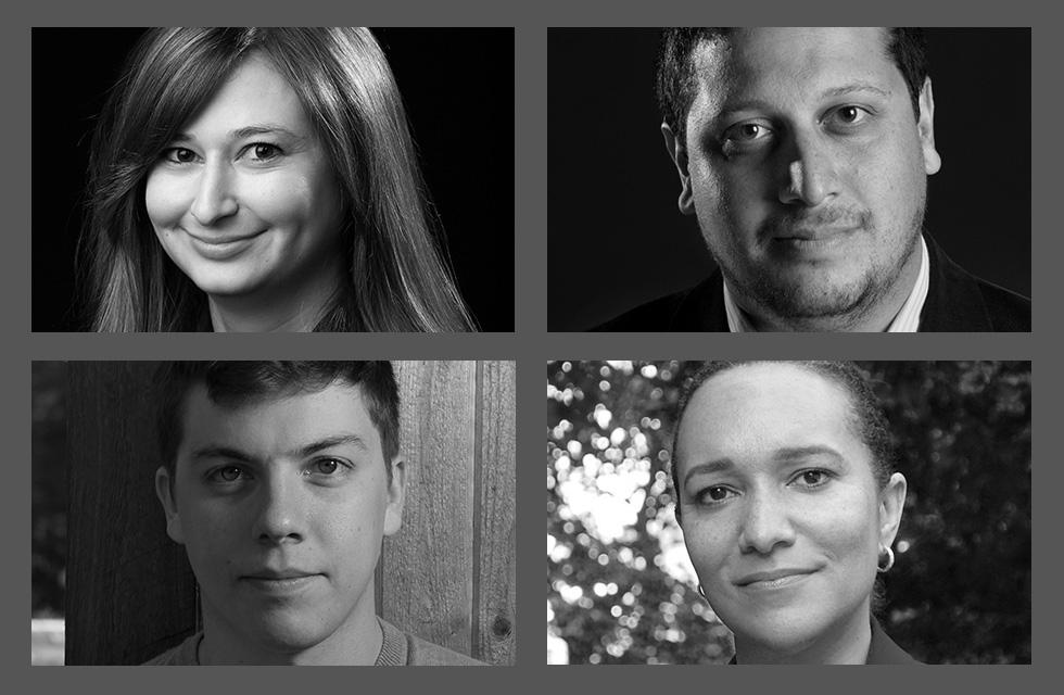 Lisa Gartner, Michael LaForgia, Nathaniel Lash and Tabbye Chavous