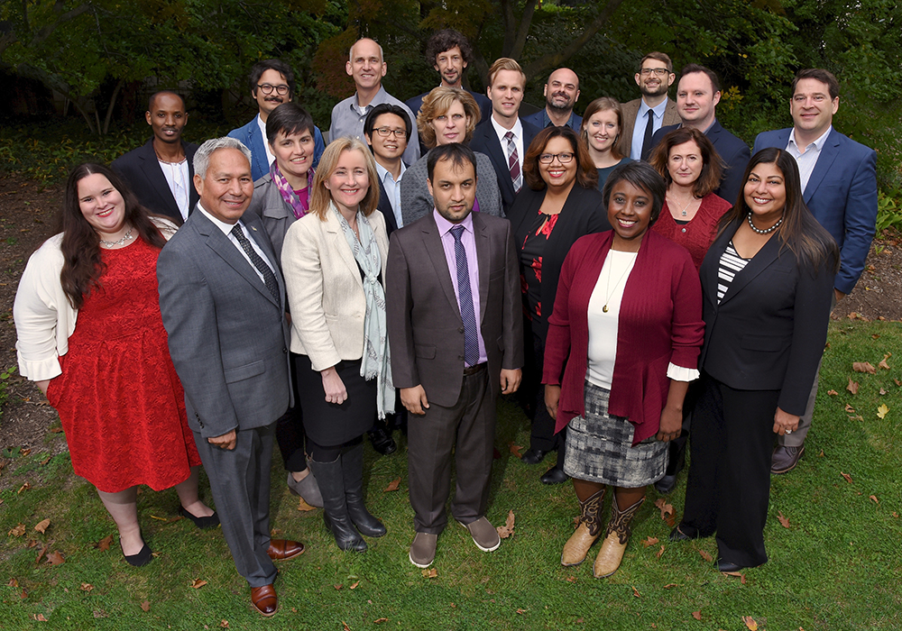 Knight Wallace Fellows Class of 2018-2019