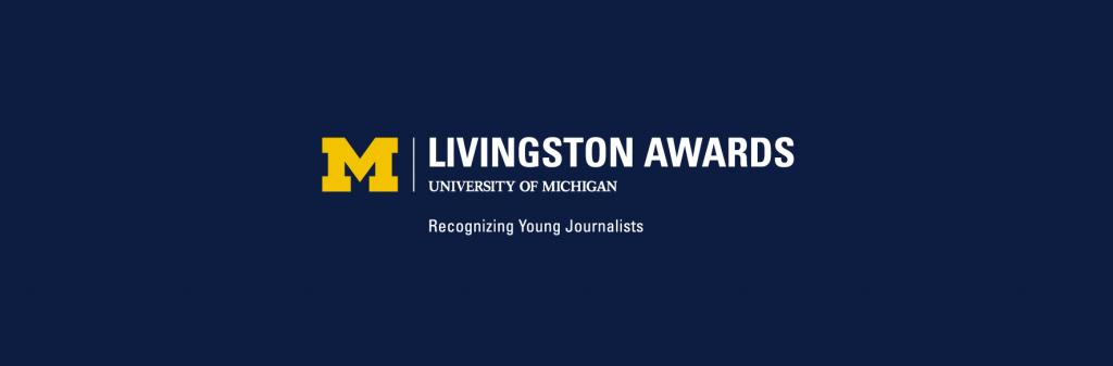 Livingston Awards logo